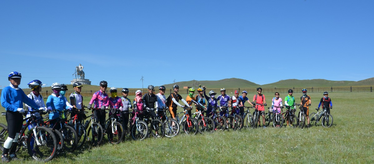 Khan Khenty Mountain Biking Tour
