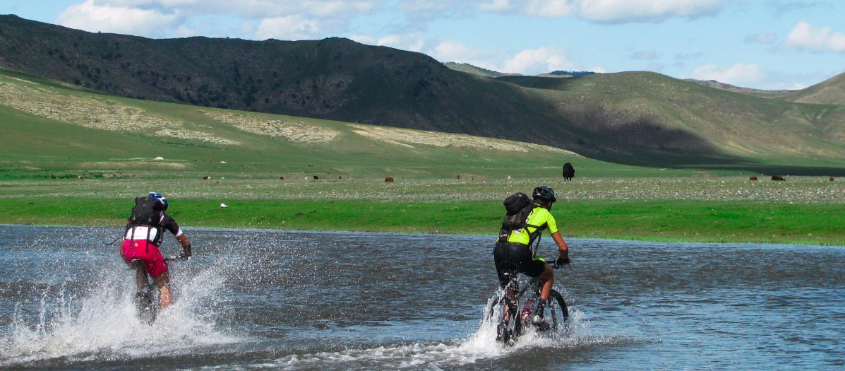 Khangai Mountain Biking Tour