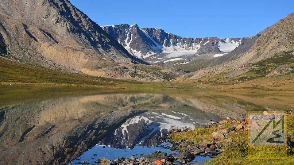 Altai Tavan Bogd Base Camp Trek