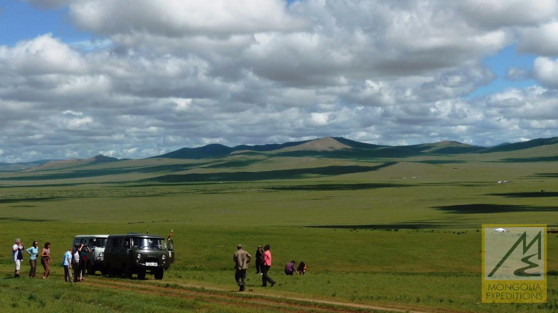 Across Khangai Mt.Range To Khuvsgul Lake Jeep Tour