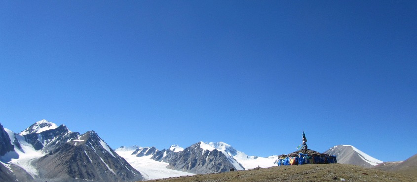 June 2011 Asian Joint Mountaineering Expedition