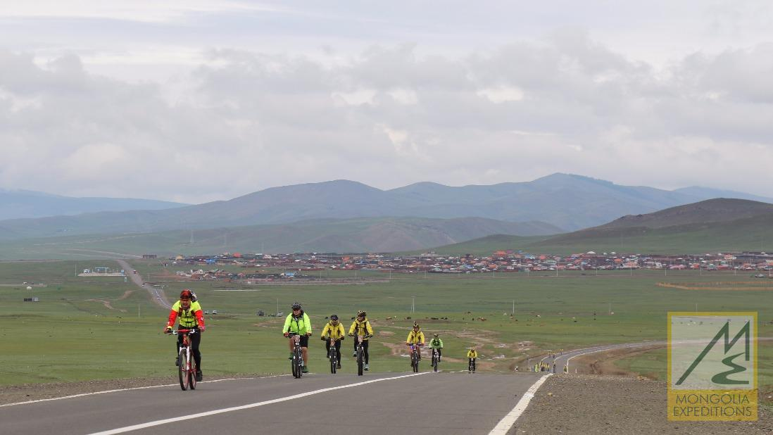 Cycling Adventure in Mongolia