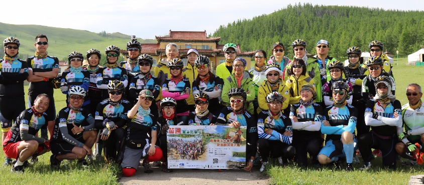 "Hong Kong Xpert Holidays ""Cycling for Education"" Charity cycling tour in 2016"