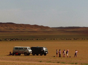 The Classic Gobi Jeep Tour