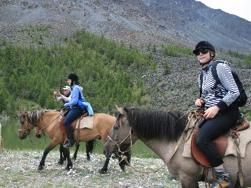 Peaks & Lakes of Mongolia Horse Riding Tour
