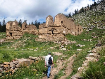 Bogd Khan Mountain hiking day tour